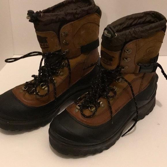 Sorel Other - Men's Sorel conquest waterproof boots